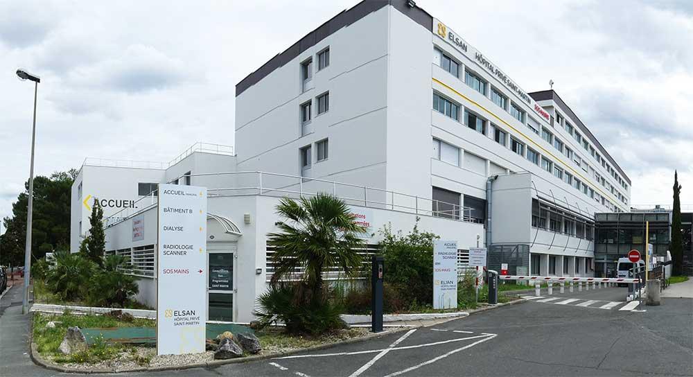 Hôpital Privé Saint Martin